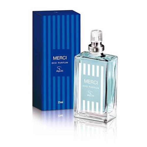 Deo Parfum Merci Masculino, 25ml