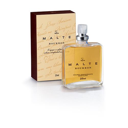 Colônia Masculina Malte Bourbon, 25 Ml